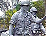 25th Infacntry Memorial Fund Statue 3